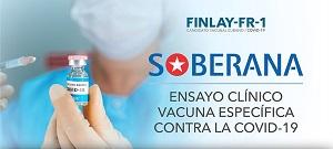 Candidato vacunal cubano contra COVID-19 no muestra efectos adversos en primeras 48 horas