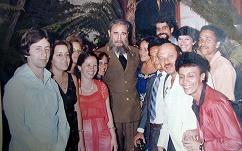 Fidel y los primeros MGI