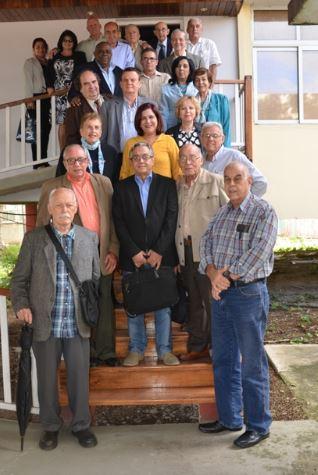 Día de la ciencia cubana en la ENSAP