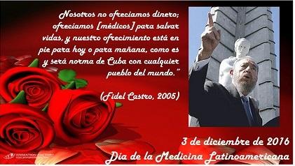 Fidel y la Salud