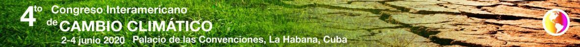 IV Congreso Interamericano de Cambio Climático de la Asociación Interamericana de Ingeniería Sanitaria y Ambiental
