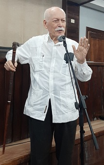 Profesor Francisco Rojas Ochoa