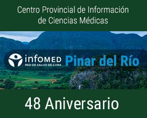 Arriba a su 48 aniversario el Centro Provincial de Información de Ciencias Médicas de Pinar del Río
